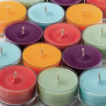 partylite  tealights candles