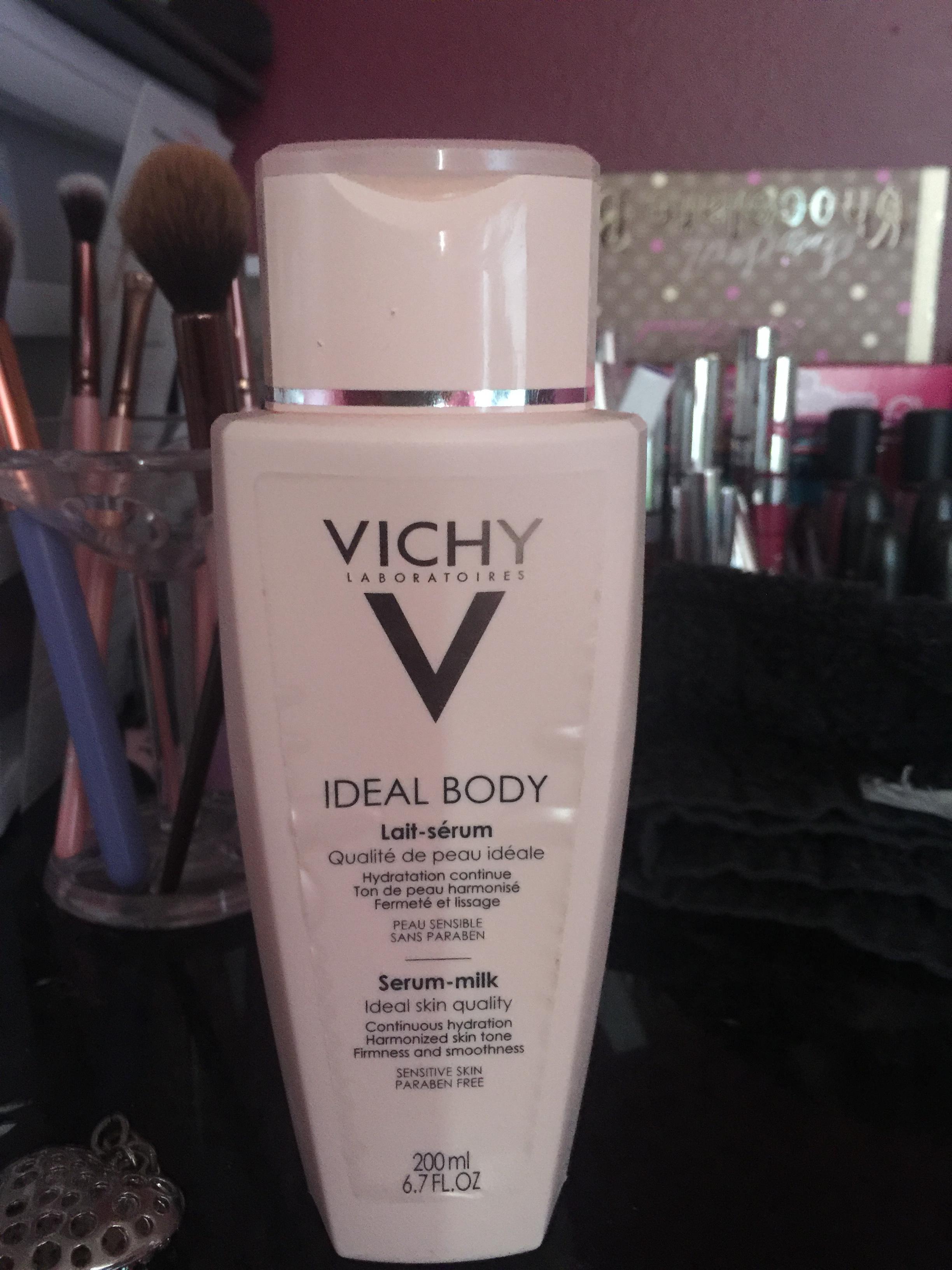 Vichy Ideal Body Milk Reviews In Body Lotions Amp Creams