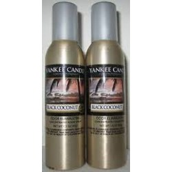 Yankee Candle Room Spray- Black Coconut