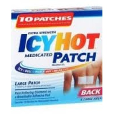 icy hot patch