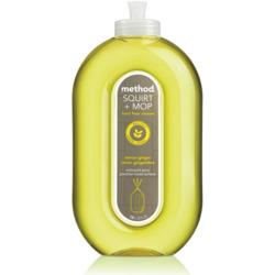 Method Squirt + Mop hard floor cleaner Lemon Ginger