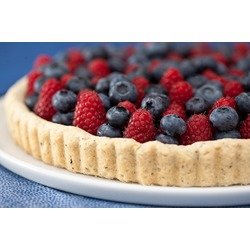 Costco Bakery Forest Berry Tart