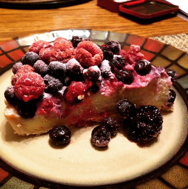 Costco Bakery Forest Berry Tart reviews in Baked Goods