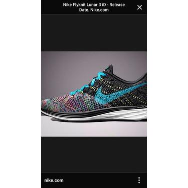 Nike flyknit runners