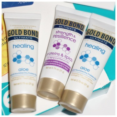 Gold Bond Ultimate Healing Skin Therapy Lotion with Aloe