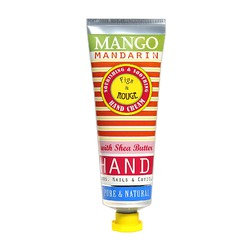Figs and rouge mango mandarin hand cream