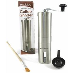 Cafetec Ceramic Burr Manual Coffee Grinder