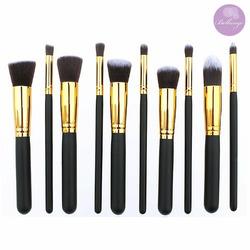 Bellange 10 piece Makeup Brush Set