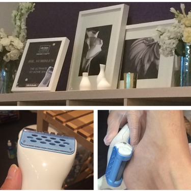 Dr. Scholl's Express Pedi Foot Smoother