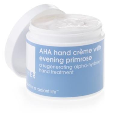 Lather AHA Hand Creme with Evening Primrose