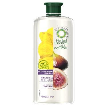 Herbal Essances Wild Naturals Rejuvenating Shampoo