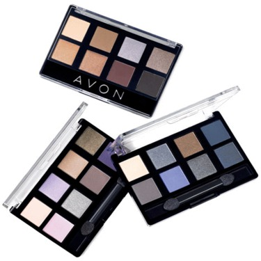 AVON True Colour 8 in 1 Eye Shadow Palette