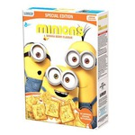 General Mills Minions Banana Berry Flavour Cereal