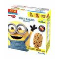 Betty Crocker Minions Soft Baked Snacks Chocolatey Banana Cookies