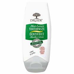 Druide Mint and Lemon Toothpaste