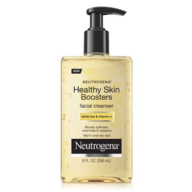 Neutrogena Healthy Skin Boosters Facial Cleanser
