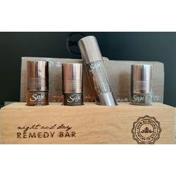 Sage essential oil diffuser blends