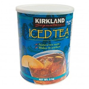 Kirkland Signature Iced Tea Powder