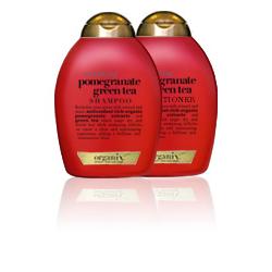 Organix Pomegranate Green Tea Shampoo
