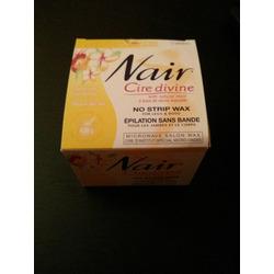 Nair Cire Divine No Strip Wax Tahitian Gardenia