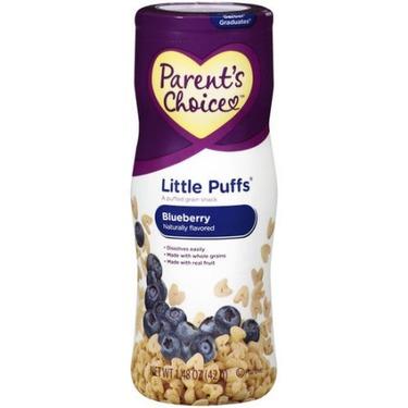 Parent's choice little puffs