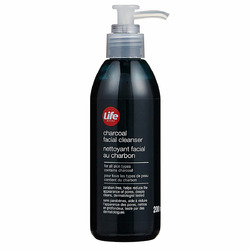 life brand charcoal facial cleanser