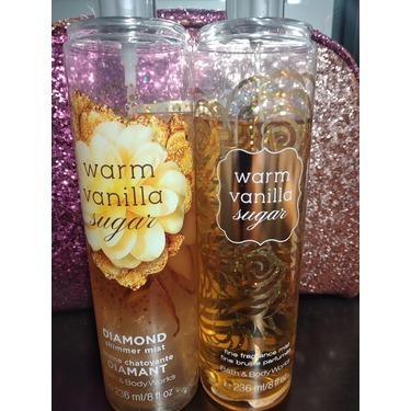 Bath & Body Warm Vanilla Body Spray