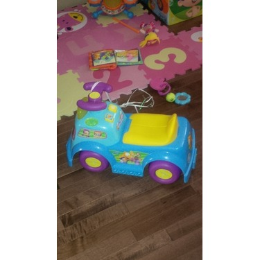 bubble guppies ride on