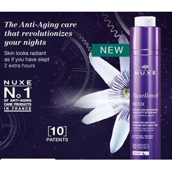 Nuxe Nuxellence Detox Detoxifying & Youth Revealing Anti-Aging Care