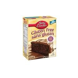 Betty Crocker Gluten Free Chocolate Cake Mix