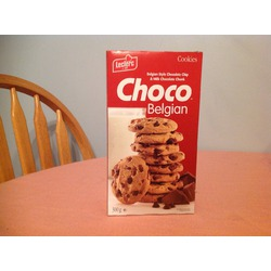 Leclerc Choco Belgian Cookies