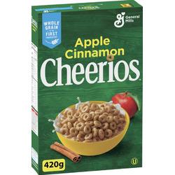 Apple Cinnamon Cheerios Cereal