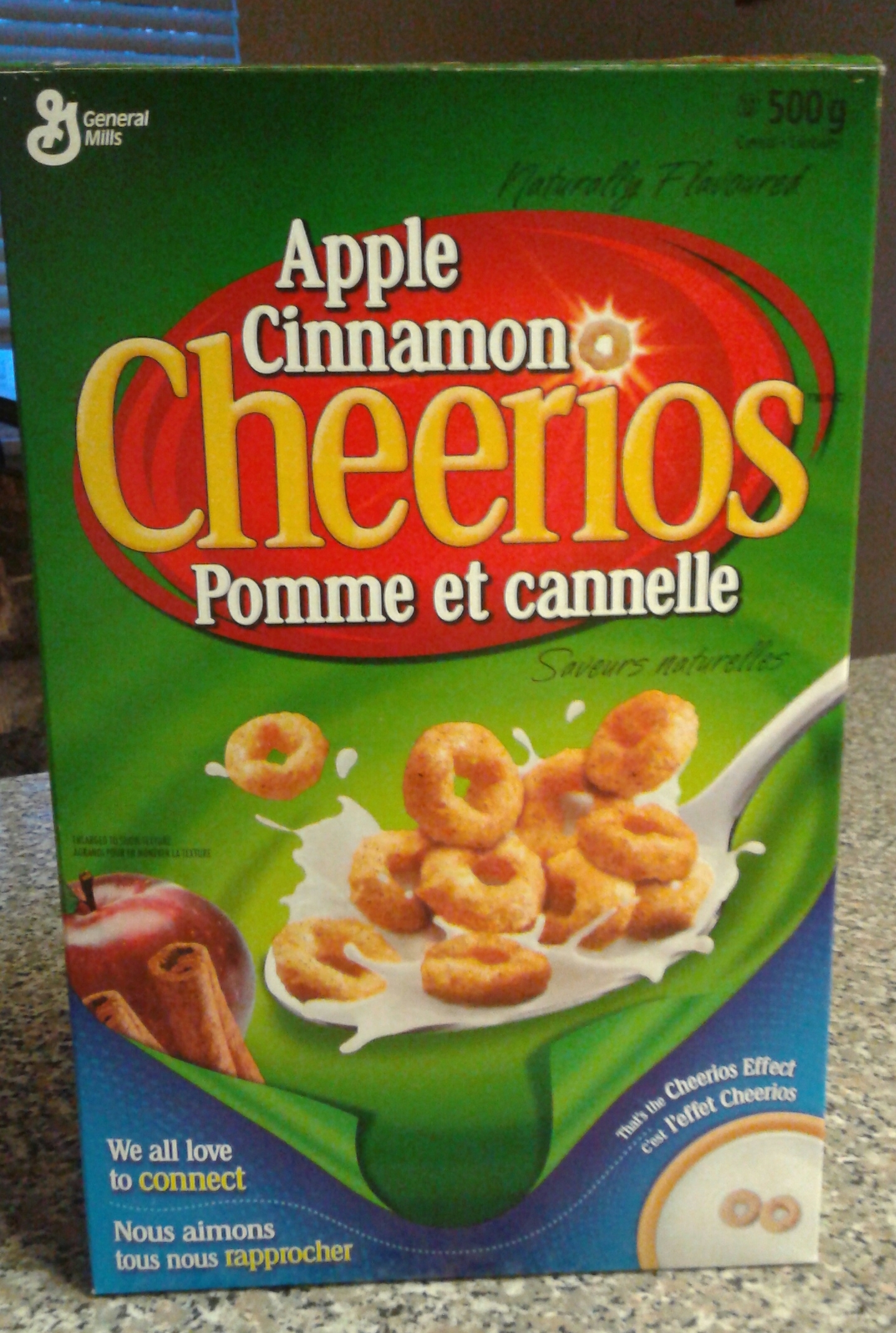 Apple Cinnamon Cheerios Cereal reviews