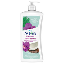 St. Ives Naturally Indulgent Coconut Milk & Orchid Extract Body Lotion