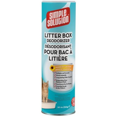 Simply Solution Litter Deodorizer