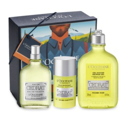 L'Occitane Cedrat Shower Gel For Men