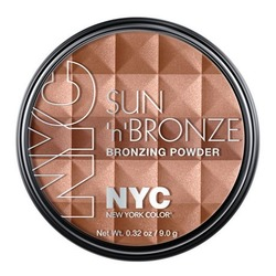 New York Color Sun'n'Bronze Bronzing Powder