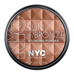 New York Color Sun'n'Bronze Bronzing Powder