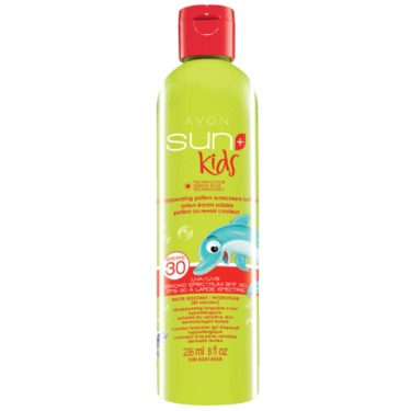 Avon Sun Kids Sunscreen