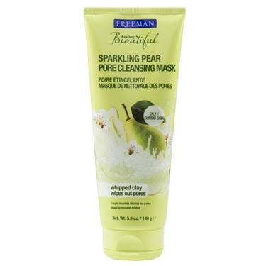 Freeman Beautiful Face Sparkling Pear Pore Cleansing Mask