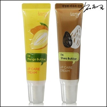 The Face Shop Lovely Me:Ex Lip Care Cream