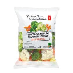 President's Choice Vegetable Medley