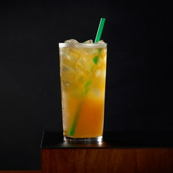 Starbucks Mango Black Tea Lemonade