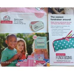 Mabel's Labels Back-To-School Label Packs