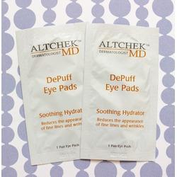 Altchek MD DePuff Eye Pads