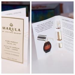 Marula Face Oil