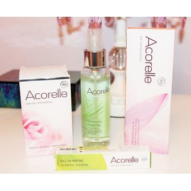 Acorelle Energizing Mist & Perfumes