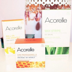Acorelle Natural Hair Removal Wax