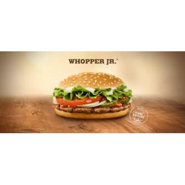 BURGER KING WHOPPER JR