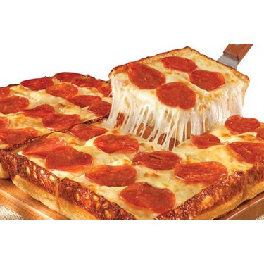 LITTLE CAESARS DEEP DISH PIZZA
